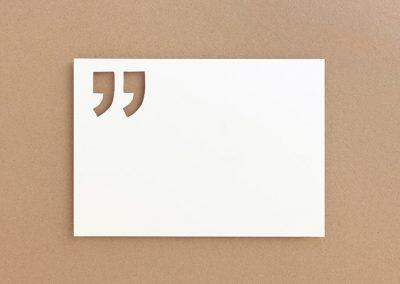 Paper quotes